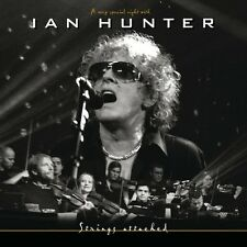 Strings Attached - Ian Hunter (2014, CD NUEVO)2 DISC SET