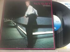 NICK GILDER  City Nights  lp vinyl  CHR 1202 Chrysalis  Rock VG+1978 Hot Child