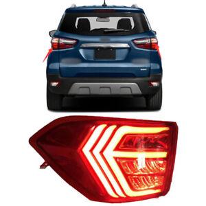 LED Rear Brake Fog Light Tail Bumper Light Sets For Ford EcoSport 2018-2020