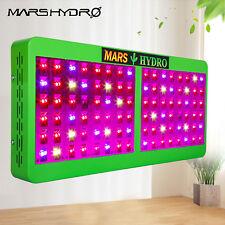 Mars Hydro Reflector 480W LED Grow Light Full Spectrum Hydroponics Veg&Bloom