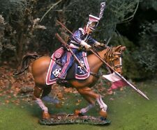 THE COLLECTORS SHOWCASE NAPOLEONIC FRENCH CS00690 POLISH LANCER ATTACKING MIB