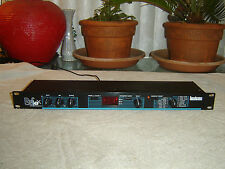 Lexicon Reflex Dynamic Midi Reverberator, Stereo Effects Processor, Vintage Rack