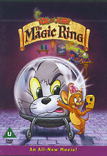 Tom & Jerry : The Magic Ring (DVD)