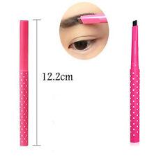 Waterproof Rotating Eyebrow  Pencil Black Eye Makeup Automatic Rotary Type