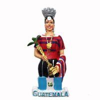 Guatemala Beauty Refrigerator Fridge Magnet 3D Resin Home Kitchen Decor Souvenir