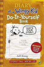 Diary of a Wimpy Kid: Do-It-Yourself Book by Jeff Kinney (Paperback, 2009)