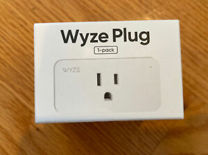 Wyze Smart Plug (Model WLPP1CFH-1)