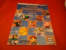 Super Smash Bros Melee Nintendo Gamecube  Strategy Guide Player's Hint Book