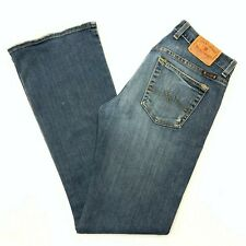 "Womens Lucky Brand Jeans size 0 (25) Sweet n Low Bootcut Straight Leg 30"" Inseam"