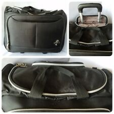 Atlantic Travel Bag Luggage Rolling Wheels Suitcase Carry On Extendable Handle