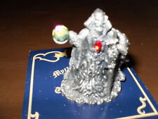 "~Tudor Mint Myth and Magic ""The Moon Wizard"" - Pewter ~"