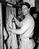 1930's New York Yankees LOU GEHRIG Glossy 8x10 Photo Major League Baseball Print