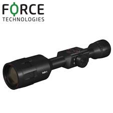 ATN Thor 4 640 2.5-25x Thermal Rifle Scope WiFi Image Stabilization Range Finder
