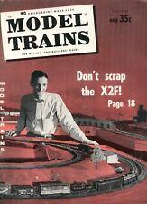 model trains Model Railroading Made Easy magazine Fall 1961 Good Cond