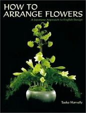 How to Arrange Flowers: A Japanese Approach to English Design-ExLibrary