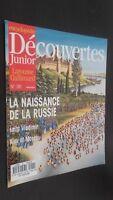 Rivista Settimanale per Lettera X Junior N° 36 Gallimard Be