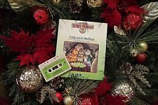 Teddy Ruxpin Bear Cassette Tape & Book TEDDY AND THE MUDBLUPS