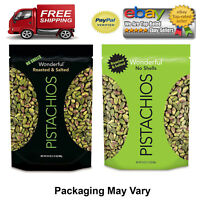 Wonderful Pistachios Shelled, Roasted and Salted (24 oz.) *BEST DEALS IN US*