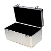 "Hard Drive HDD SSD Disk External Anti-static Box Storage 2.5""/3.5"" Case 14-Bay"
