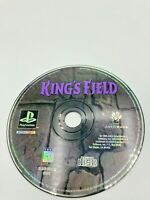Sony PlayStation 1 PS1 PSOne Disc Only Tested King's Field Ships Fast