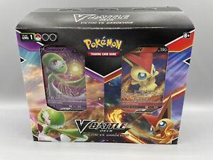 Pokemon - V Battle Deck Bundle - Victini V vs Gardevoir V - EN - Level 1 - #