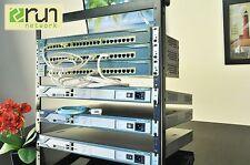 Complete Cisco for CCENT CCNA CCNP Certification Professional Home Lab Kit Rack