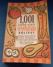 1,001 Low-Fat Vegetarian Recipes : Easy, Great-Tasting Dishes for Everyone Vegan