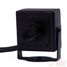 Mini 1.0 Megapixel 720P HD Hidden Micro Network IP Camera Pinhole Security Cam