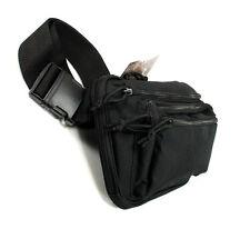 Tactical FANNY PACK Waist Butt Concealed Carry Holster Gun Handgun Belt Lockable