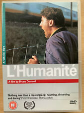 L'Humanite DVD 1999 French Child Abduction Drama Classic Rare UK Release