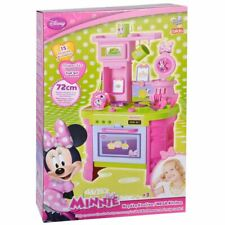 Disney Mega Kitchen Minnie mouse Action Figures and Accessories Cooker