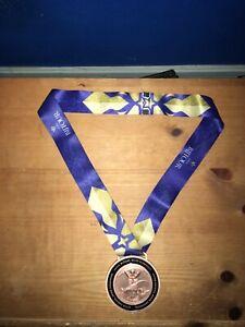 3rd place Brazilian Jiu Jitsu Medal bjj Bronze Tournament Tourney