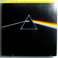PINK FLOYD~DARK SIDE OF MOON~RARE ORIG LTD EDITION MFSL AUDIOPHILE LP~BEAUTIFUL