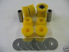Porsche 944 / 968 Front Wishbone Bushes in Poly (D Shape)