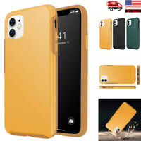 For iphone 11 / Pro / Max Hybrid Back Cover Slim Shockproof Protective Hard Case