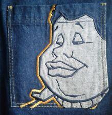 FUBU Platinum Fat Albert Jeans Size 38 x 33 Dark Wash Streetwear Urban Hip Hop