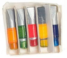 Dolls House Box Paint Tubes Miniature 1:12 Scale Artist School Study Accessory