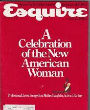 Esquire Magazine a Celebration Of Women June 1984 043019nonr