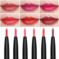 1PC 6 Colors Waterproof Matte Lip Liner Lipliner Functional Pen Makeup Set