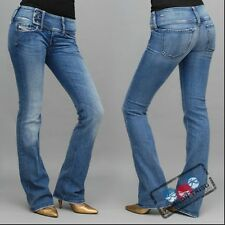 NWT DIESEL CHEROCK BOOT CUT  JEANS  SIZE. 25 MADE IN ITALY