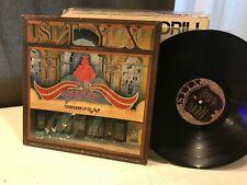 Styx Paradise Theater Theatre LP Laser Etch gate orig vinyl '80 rare a&m sp3719!