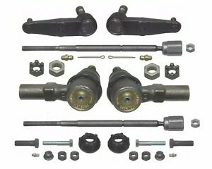 For Ford Escort Mercury Tracer Front End Steering Rebuild Package Kit MOOG