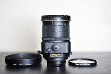 Nikon PC-E Micro NIKKOR 24mm f/3.5D ED Tilt-Shift FX Lens w/ L37c Filter - MINT!