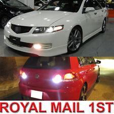 2 Pcs For Toyota Avensis T27 2008-2016 XENON White LED Reverse Light Lamp Bulbs