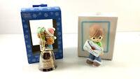 Precious Moments Figurine Christmas Ornament Share Love I Made You Mine In 2009