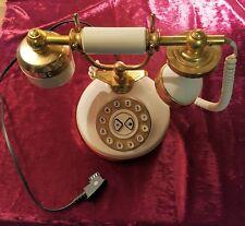 Nostalgie Wählscheibentelefon mit TAE Stecker  - Sehr guter Zustand