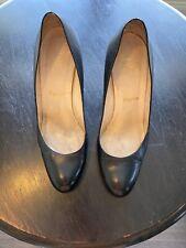 Christian Louboutin Simple Pump Shoes 85mm Black Size 39.5