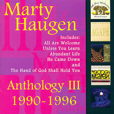 Anthology III 1990-1996 * by Marty Haugen (CD, Mar-2007, Gia) BRAND NEW SEALED