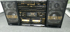 Silva GDP 691 HP Ghettoblaster - Vintage - FM/AM/LW/SW - AUX - Phono - TAPE 80´s