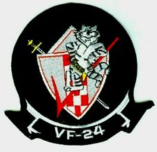 US Navy F-14 TOMCAT Thief of Baghdad VF-24 Fighting Renegades Sqn Insignia SSI